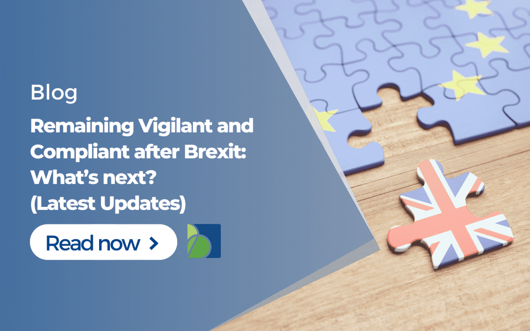 Remaining Vigilant and Compliant after Brexit: What's next? (Latest Updates)