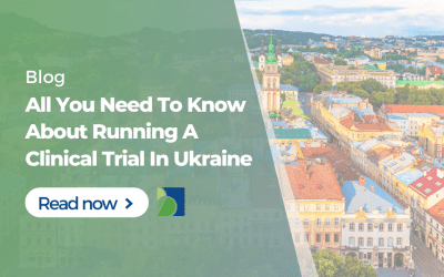 Running a Clinical Trial in Ukraine
