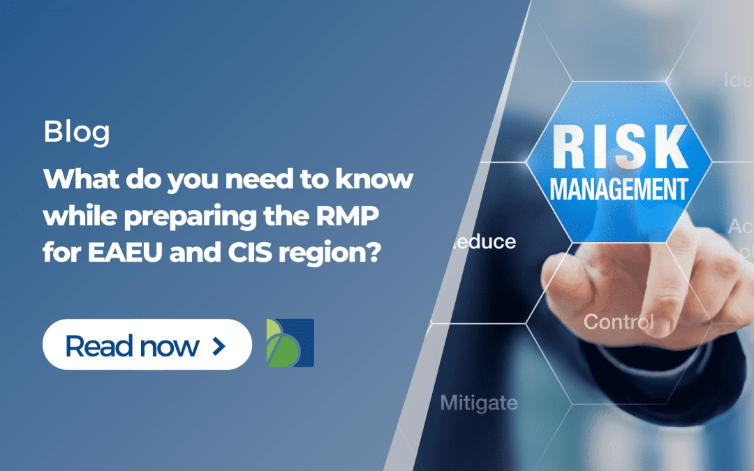 What do you need to know while preparing RMP for EAEU and CIS region?