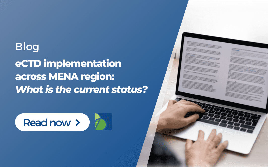 eCTD implementation across MENA region: What is the current status?