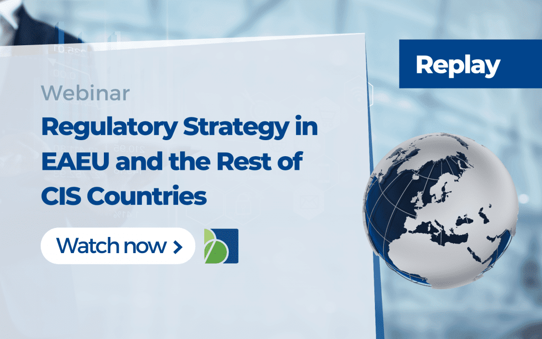 Regulatory Strategy in the EAEU and rest of CIS Countries