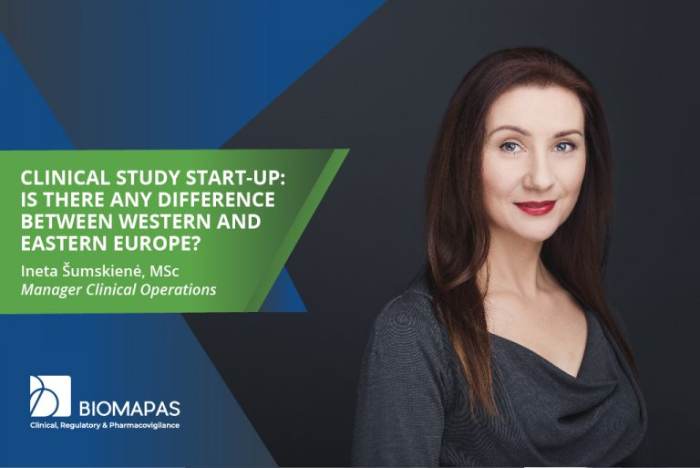 Clinical Study Start-Up: Is there any Difference Between Western and Eastern Europe?