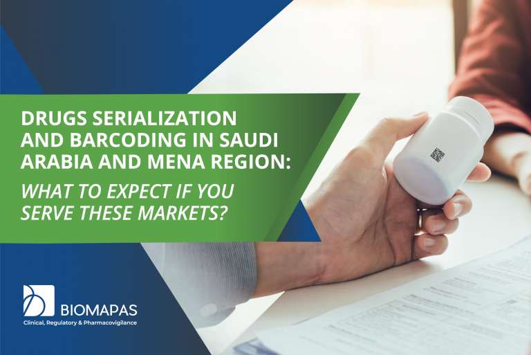 Drugs serialization and barcoding in Saudi Arabia and MENA region