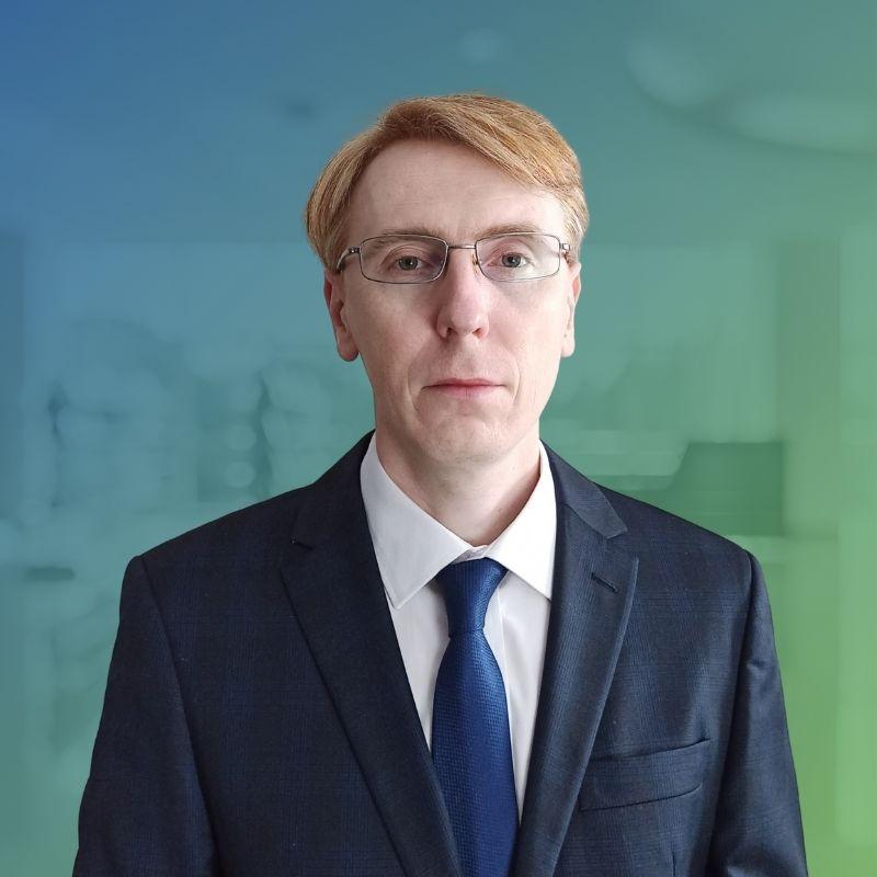 Mikhail Vinogradov, LLM