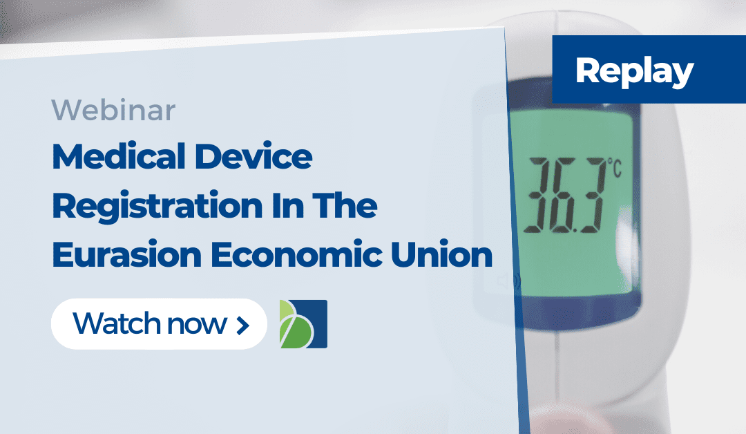 Successful Medical Device Registration in EAEU: New Legislation (Part 1)
