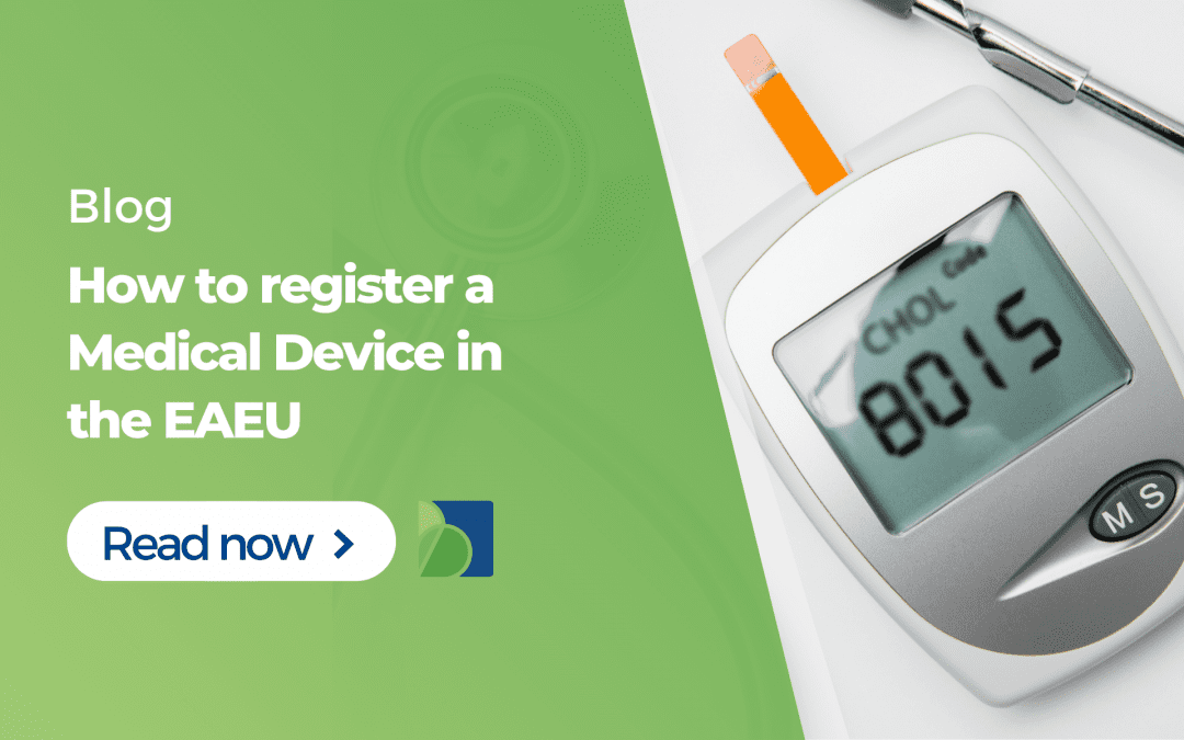 How to register a Medical Device in the EAEU